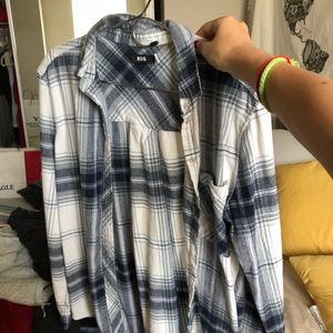 plaid flannel